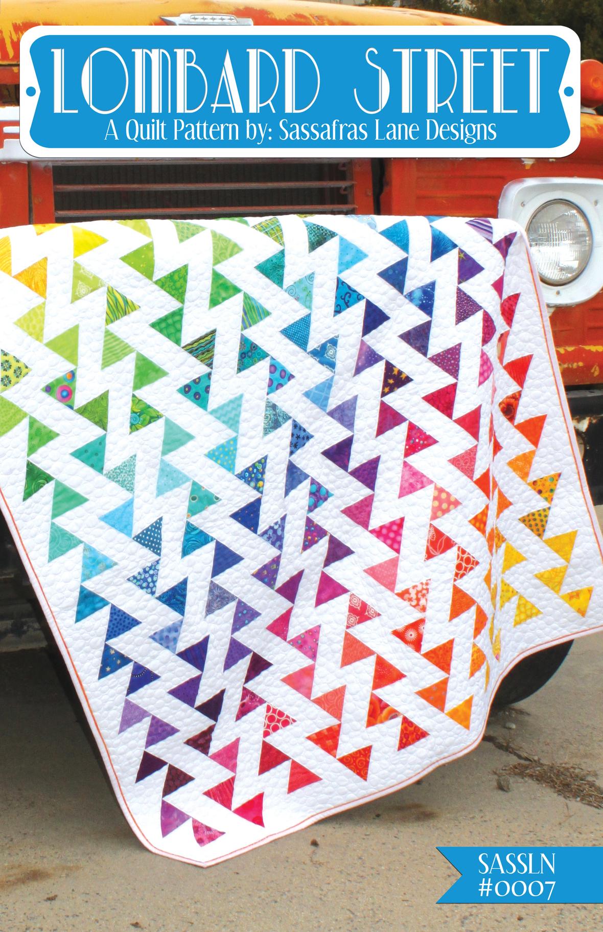 sassafras lane designs lombard street sewing pattern