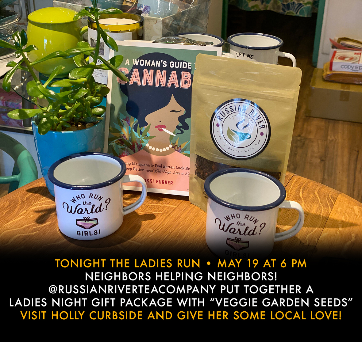 ladies garden