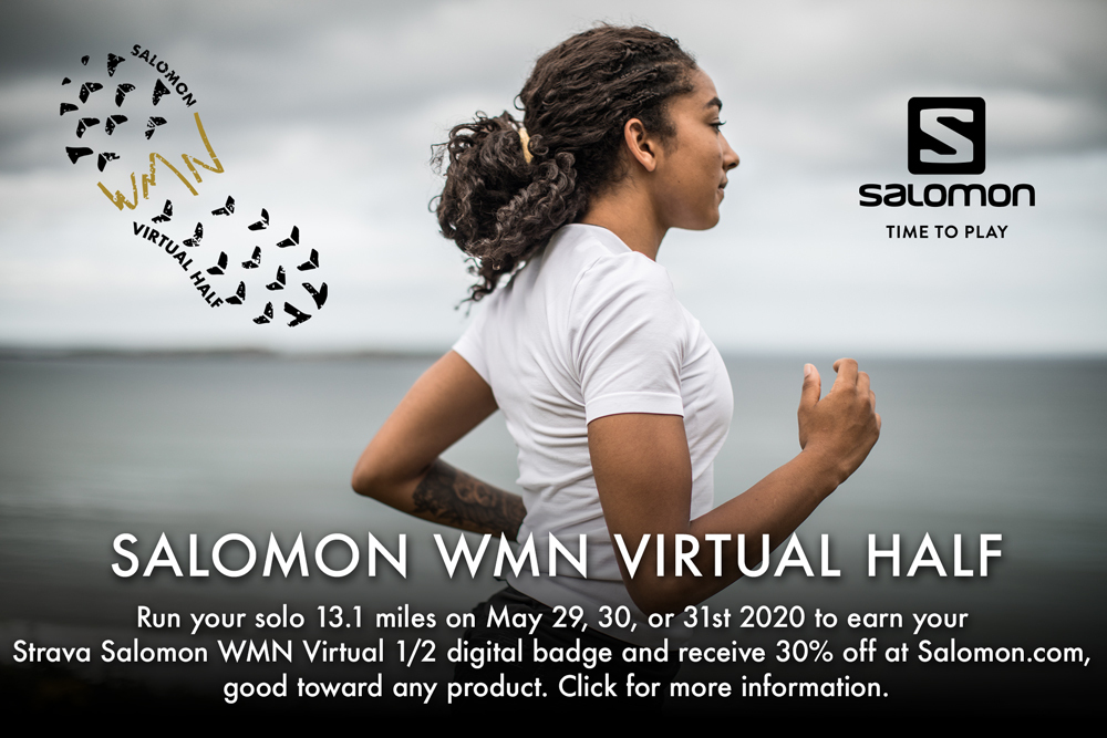 salomon virtual half