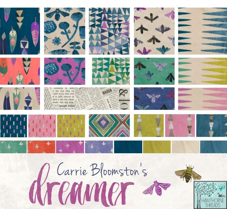 Dreamer Fabric Pre-Order Poster