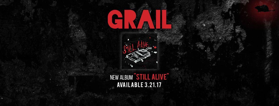 grail album teaser