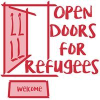 open doors for refugees