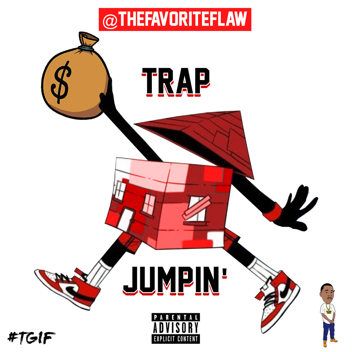 TRAP JUMPIN COVER