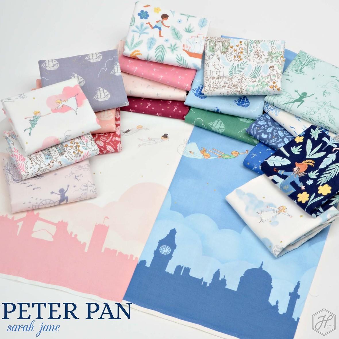 Peter Pan Fabric Poster Sarah Jane at Hawthorne Supply Co 2