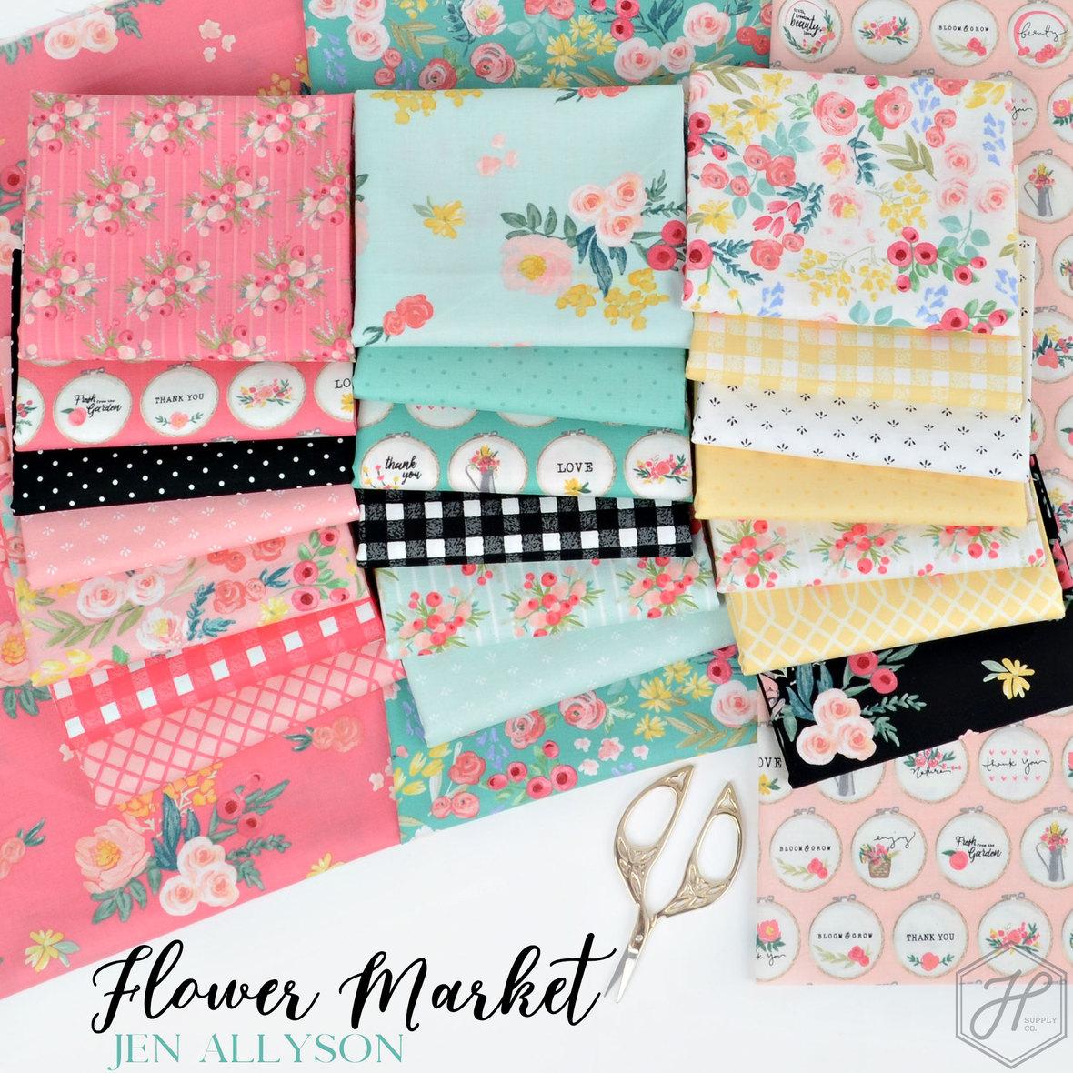 Flower-Market-Riley-Blake-Jen-Allyson-at-Hawthorne-Supply-Co