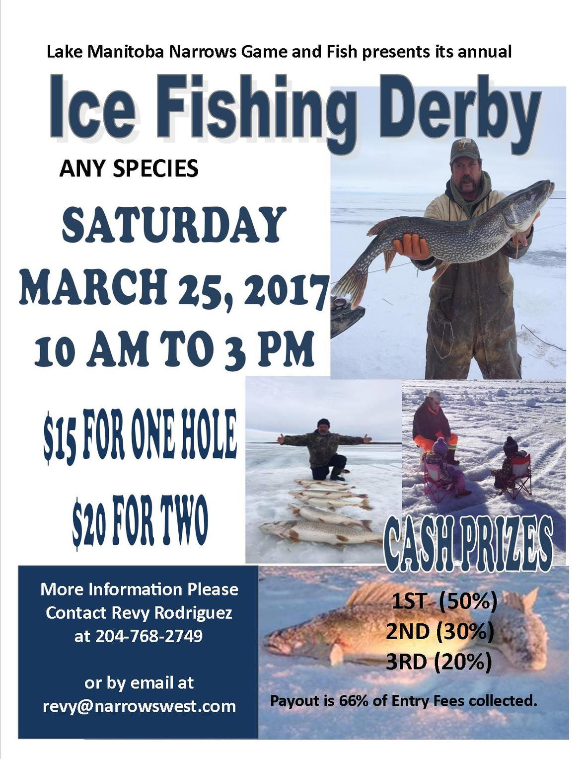 March 25 2017 Ice Fishing Derby2
