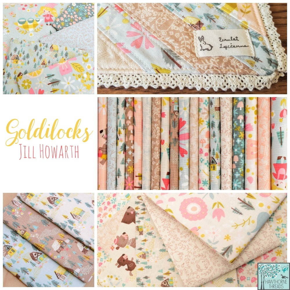 Goldilocks Fabric Poster 3