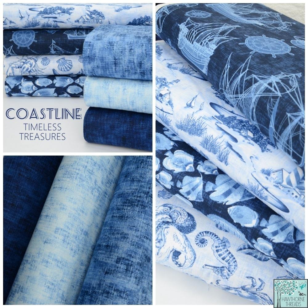 Coastal Fabric Postal