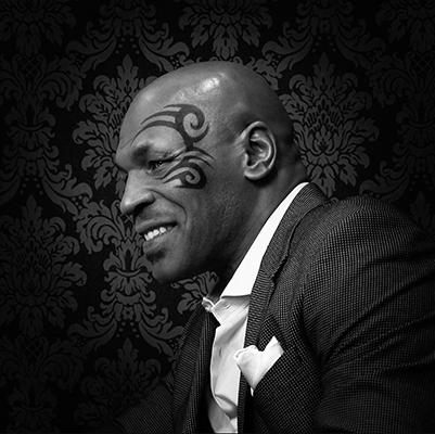 Tyson PortraitC-R