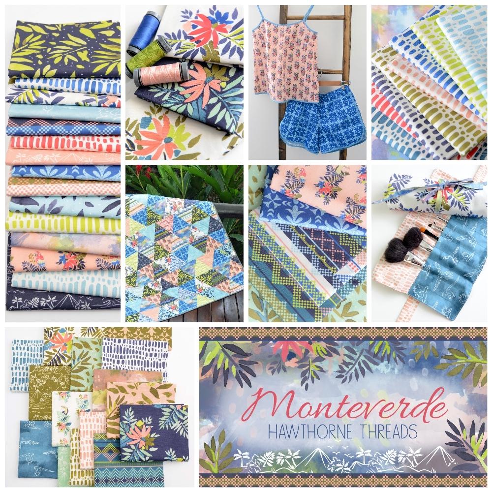 Monteverde Fabric Poster 1000