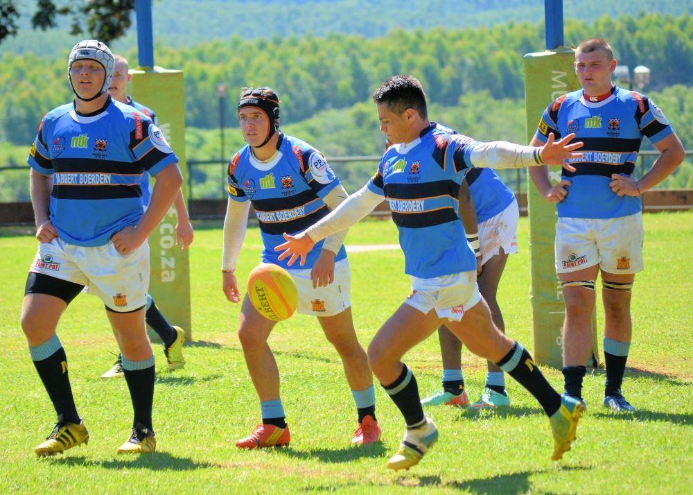 Rugby vs Tom Naude  2