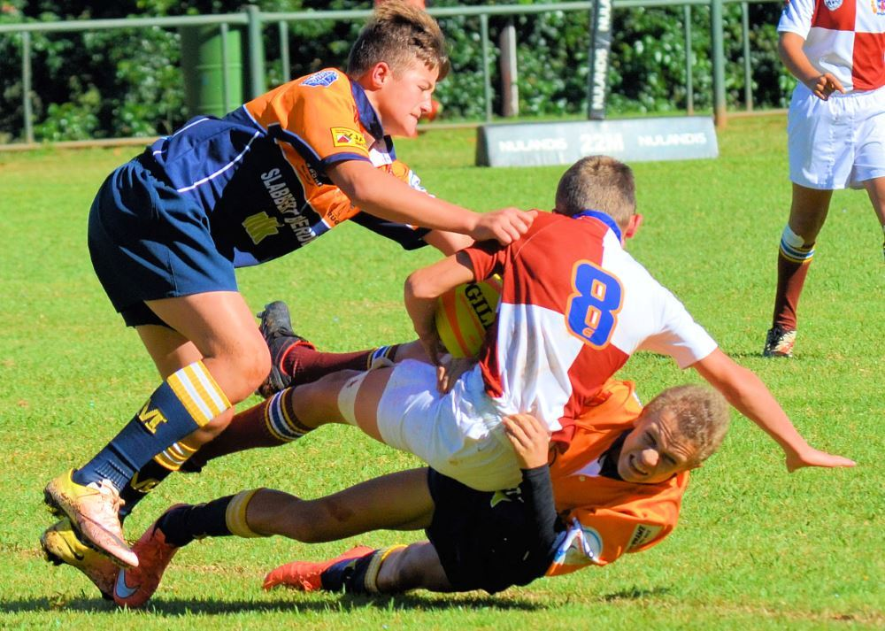 Rugby vs Tom Naude  1