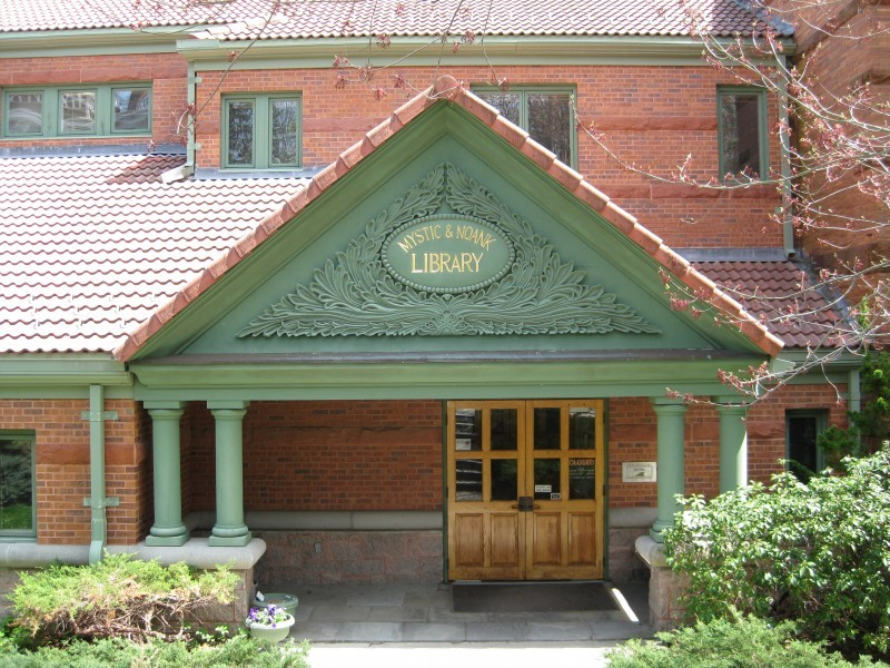 Mystic Library