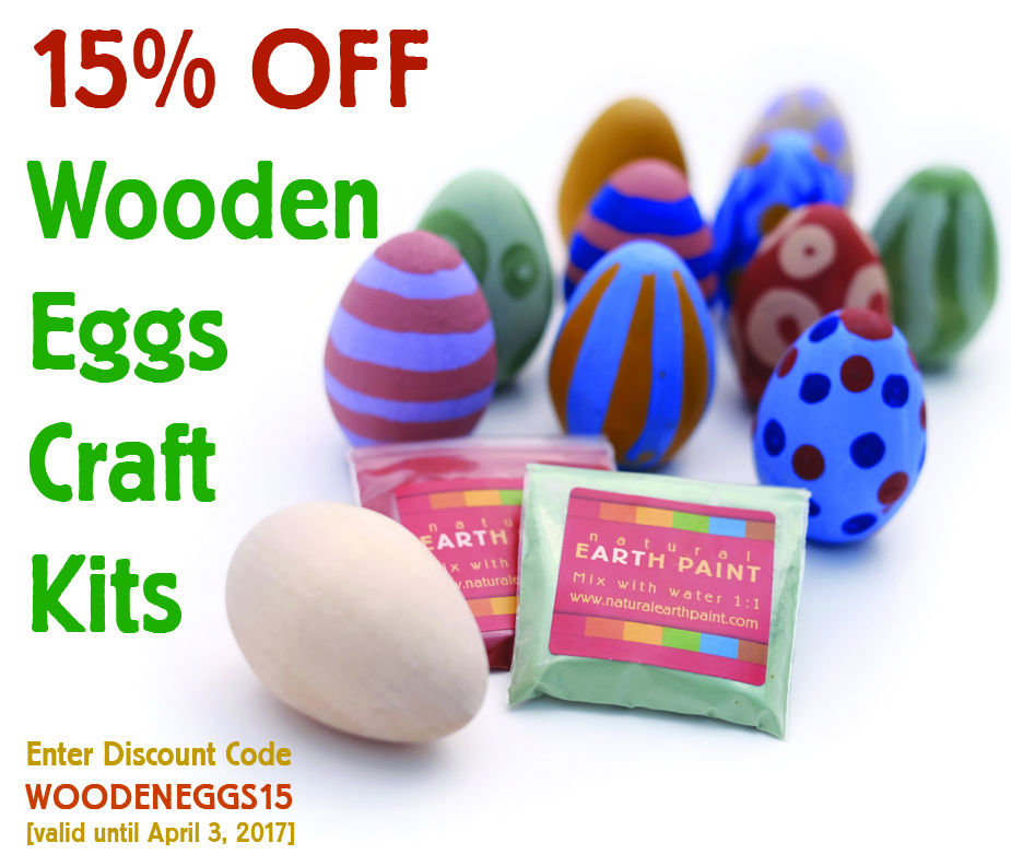 wooden eggs 15 discount