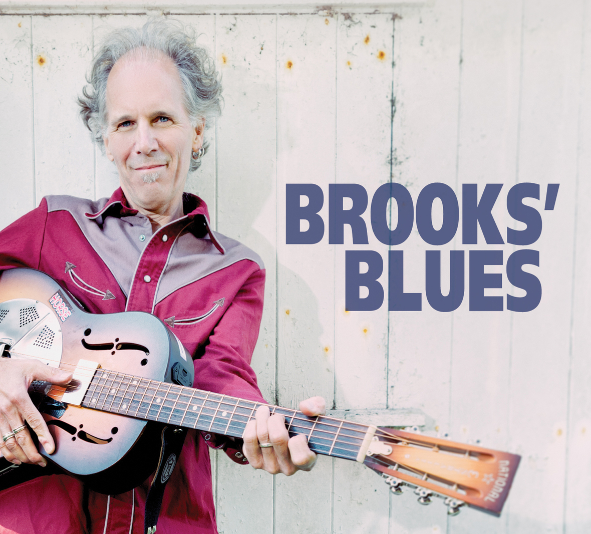 Brooks Blues CD cover