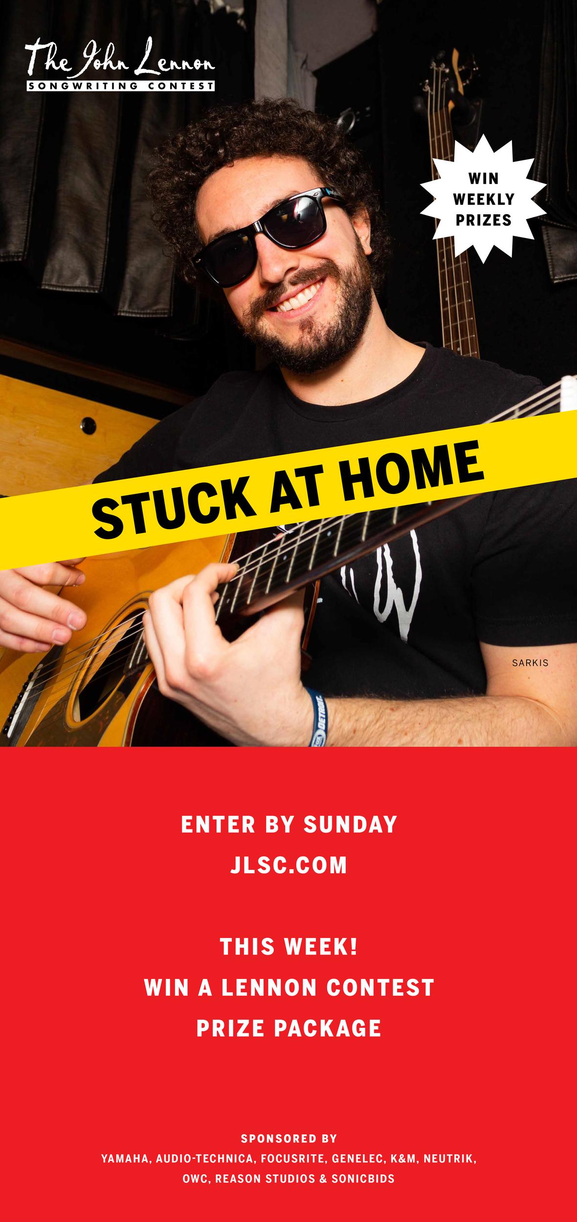 WEEK 10 Stuck at Home Newsletter 2550x5400