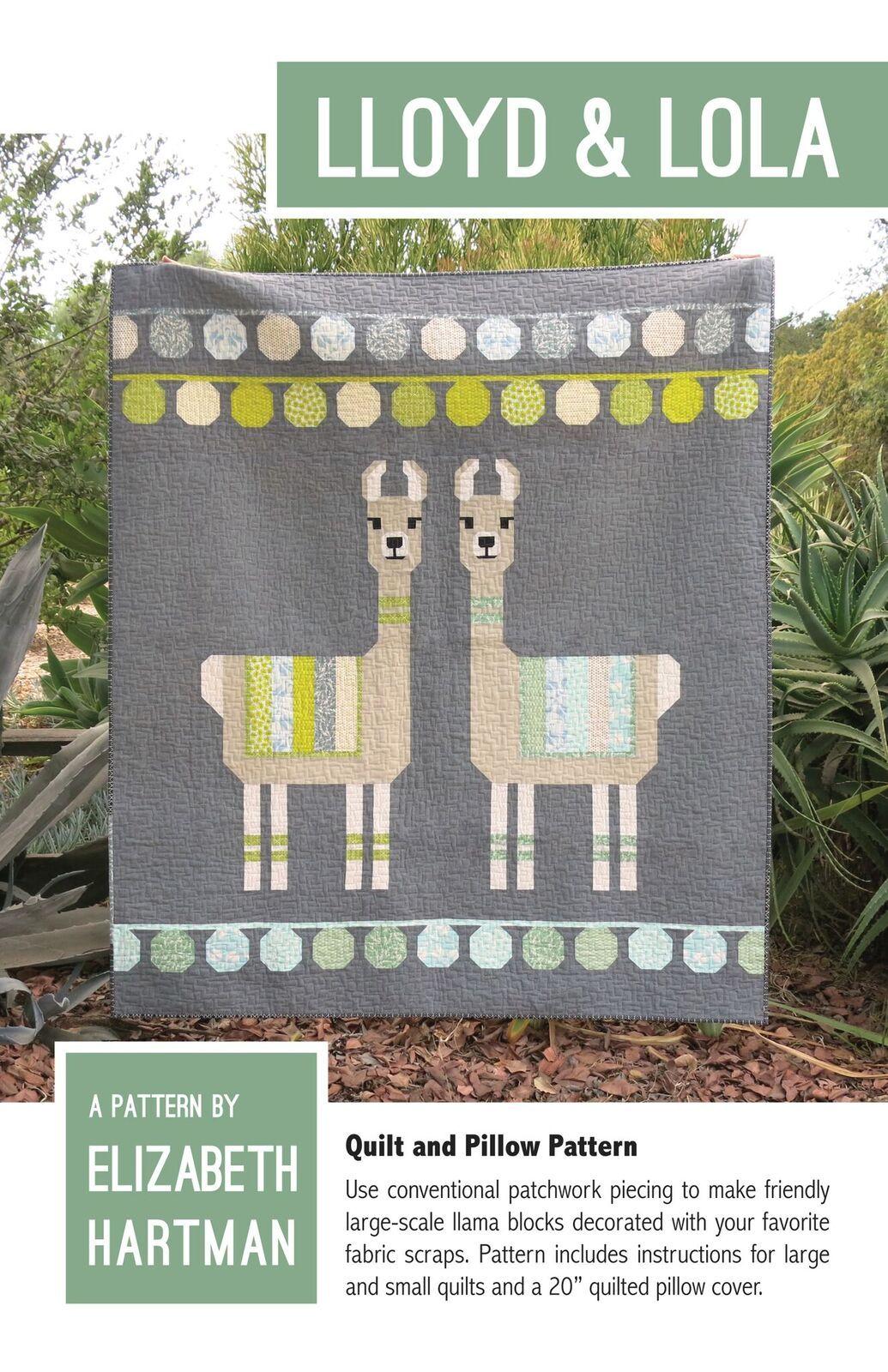 elizabeth hartman lloyd and lola sewing pattern