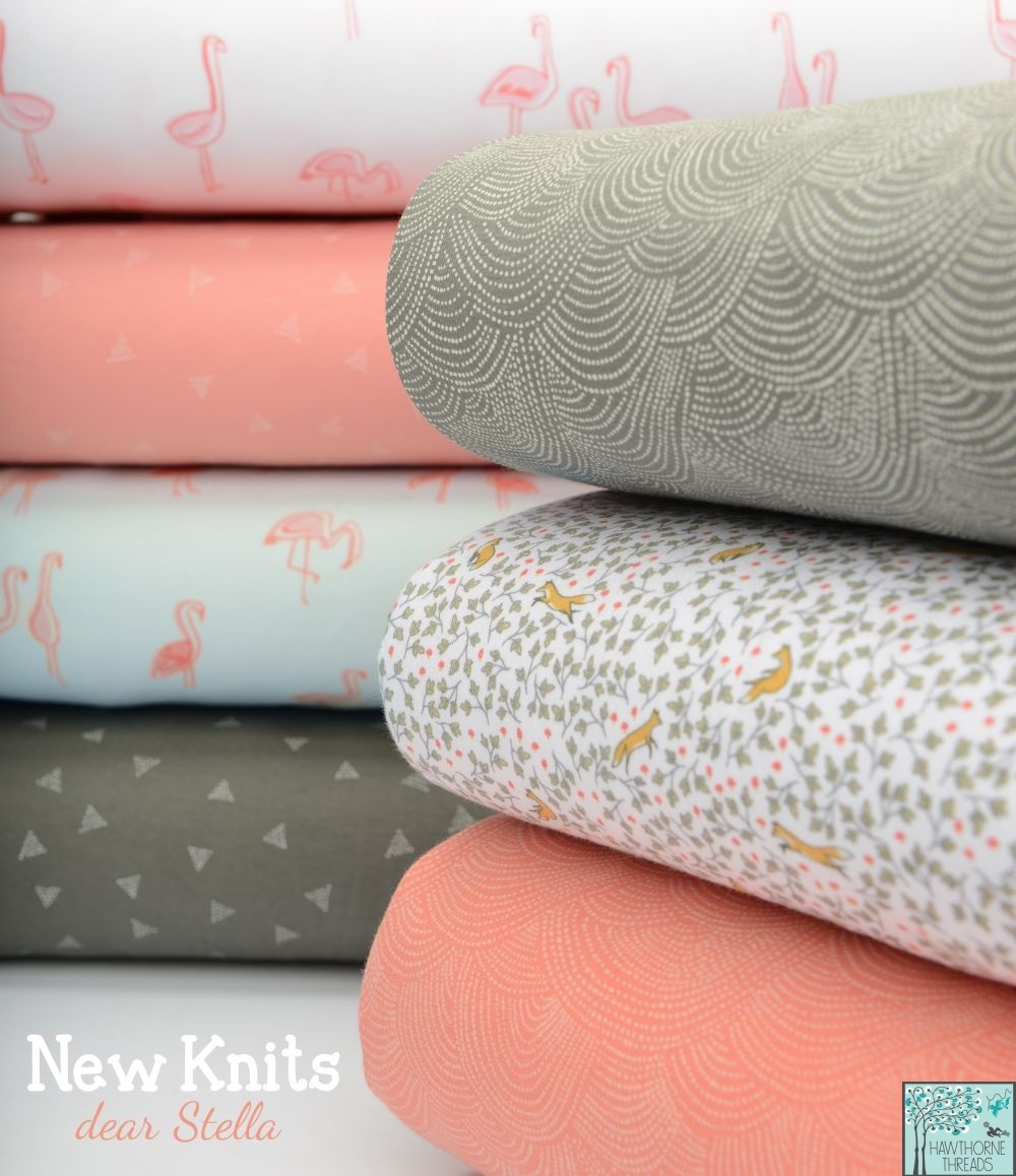 Dear Stella Knit Fabric