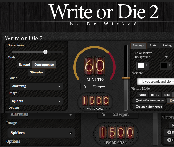 Write or Die cropped
