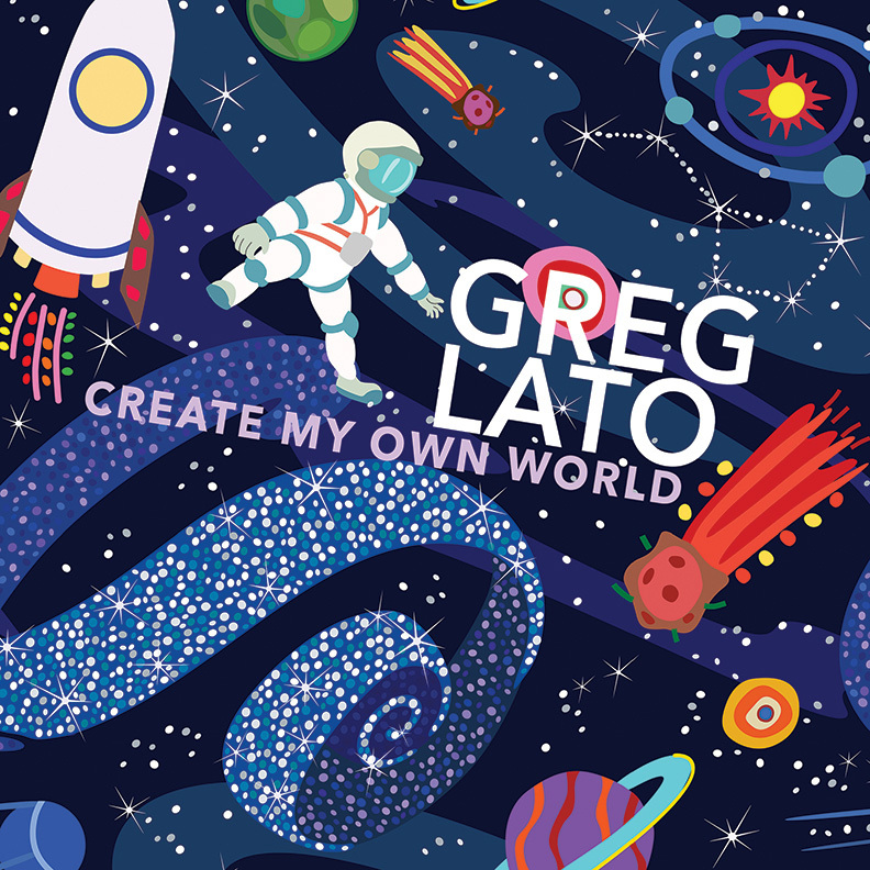 Create My Own World Cover Art web res