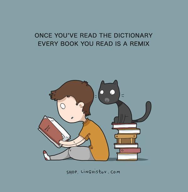read dictionary