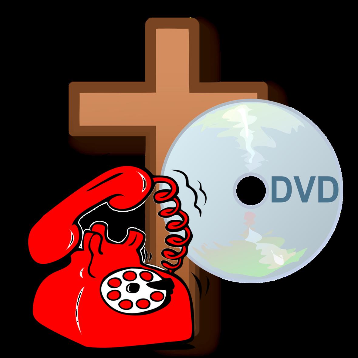 phone dvd