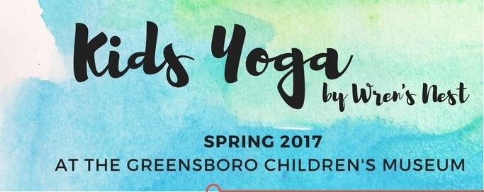 2017 Spring Yoga Series Logo