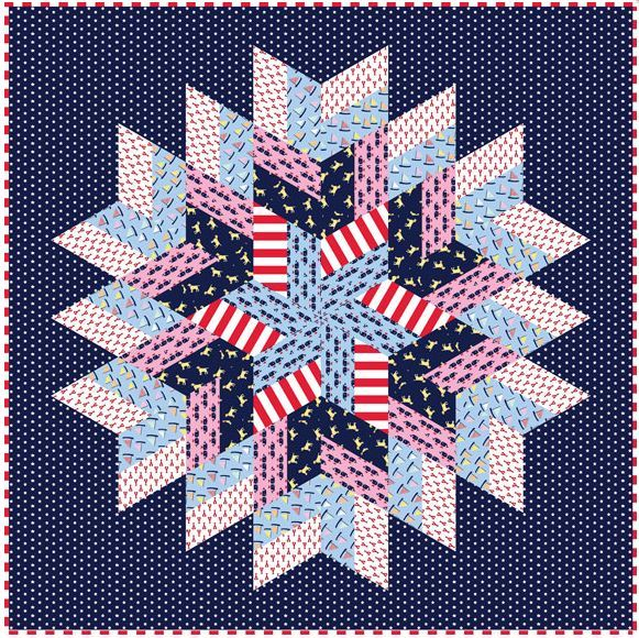 dear stella website- free quilt pattern2