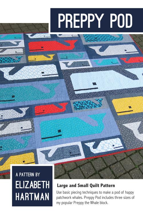 elizabeth hartman preppy pod sewing pattern