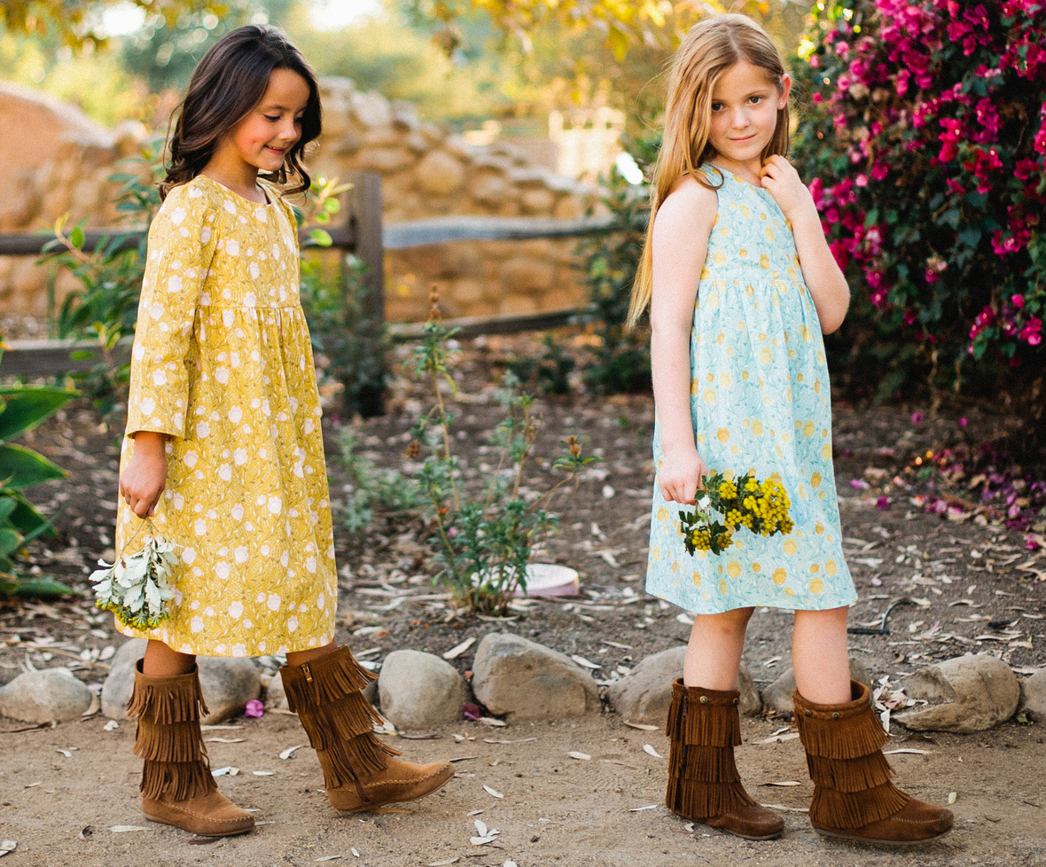 Kingdom Dress by Sew Sweet Patterns