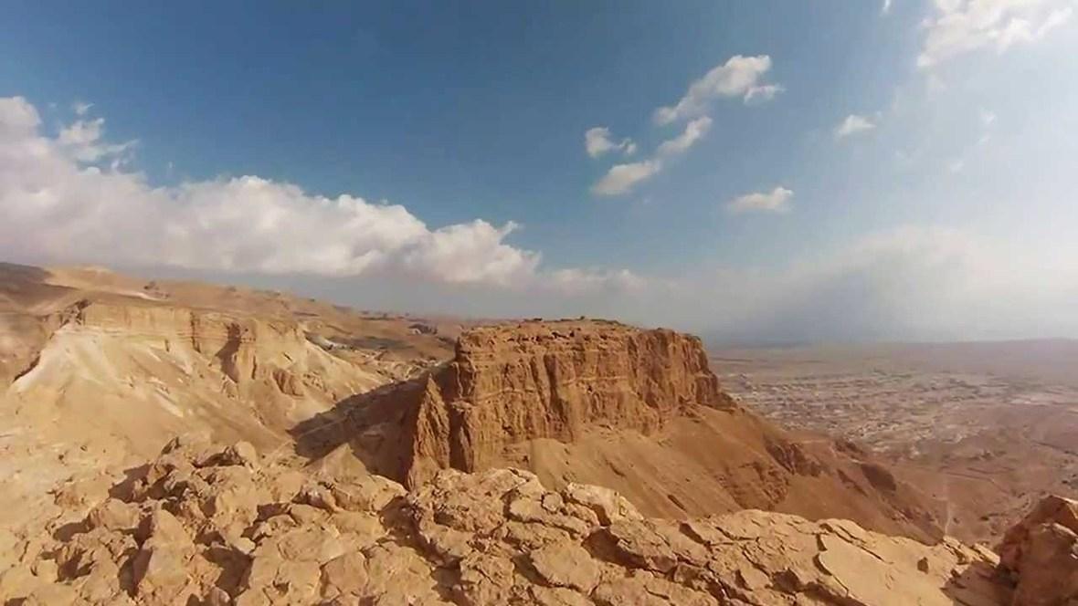 Judean Hills Masada