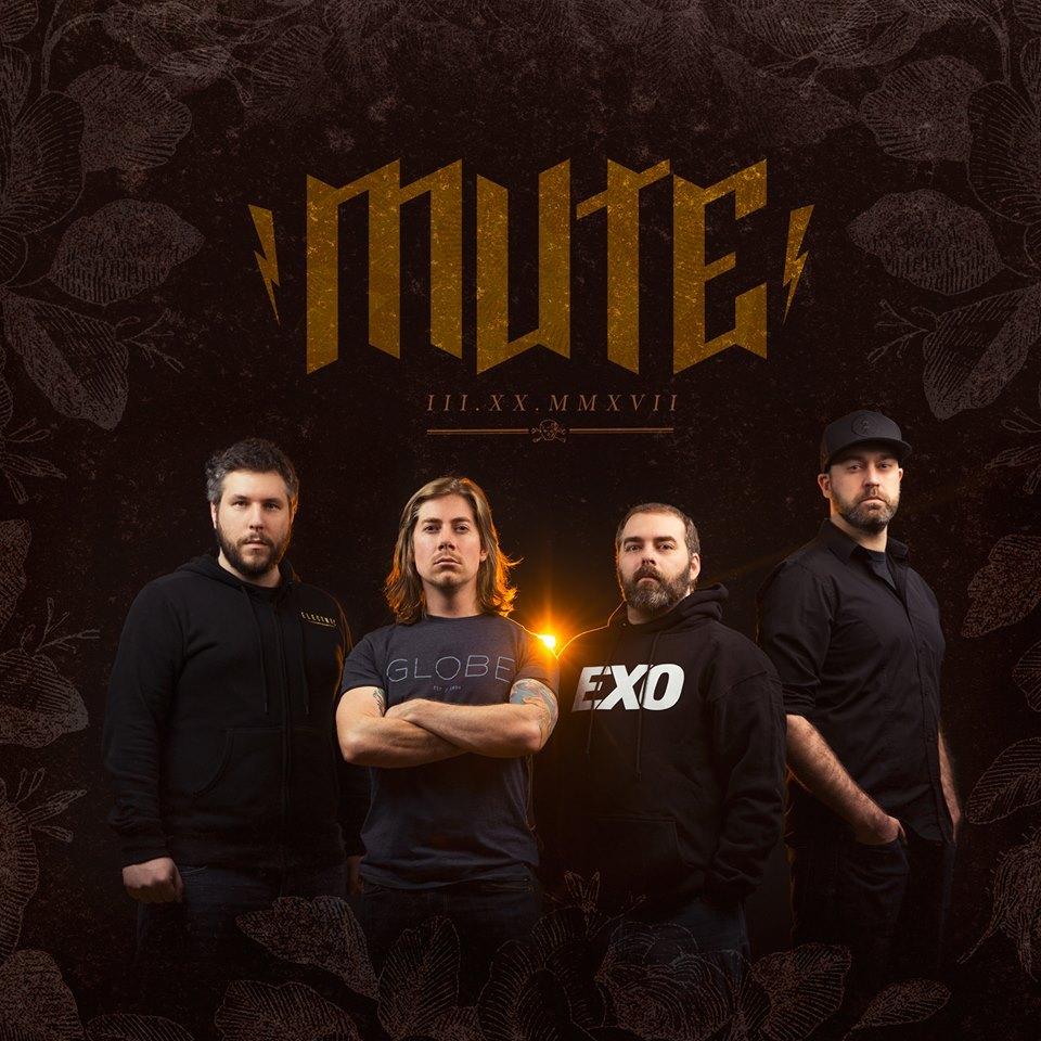 MUTE new guitarist 2017
