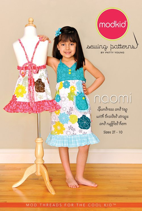 patty young naomi sewing pattern
