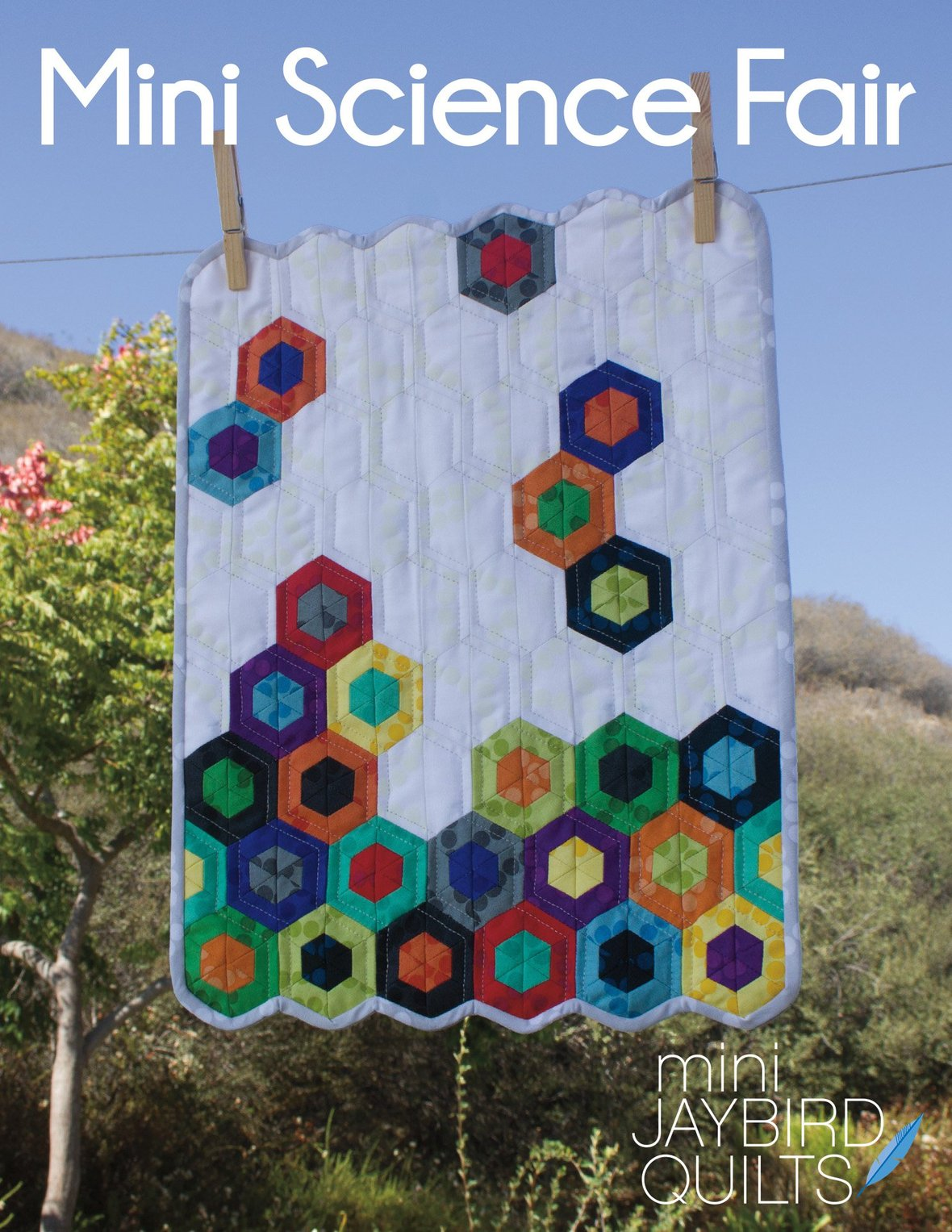jaybird quilts  mini science fair sewing pattern