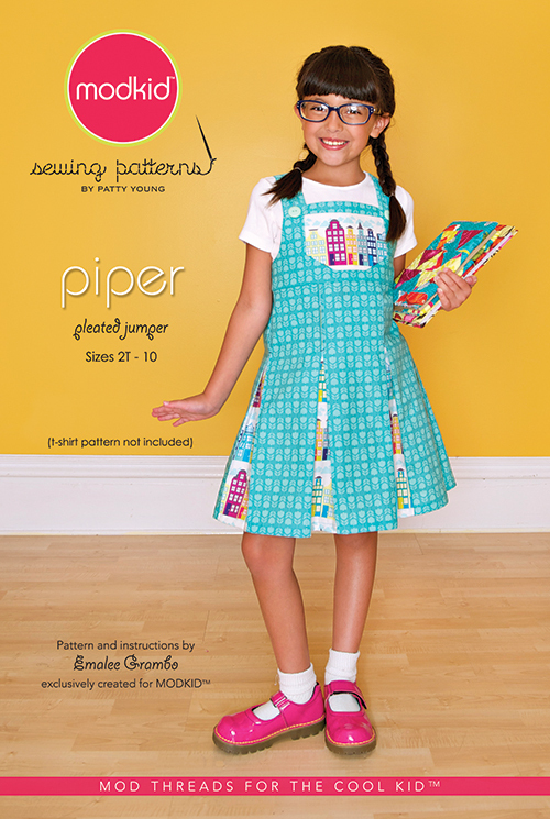 patty young piper sewing pattern