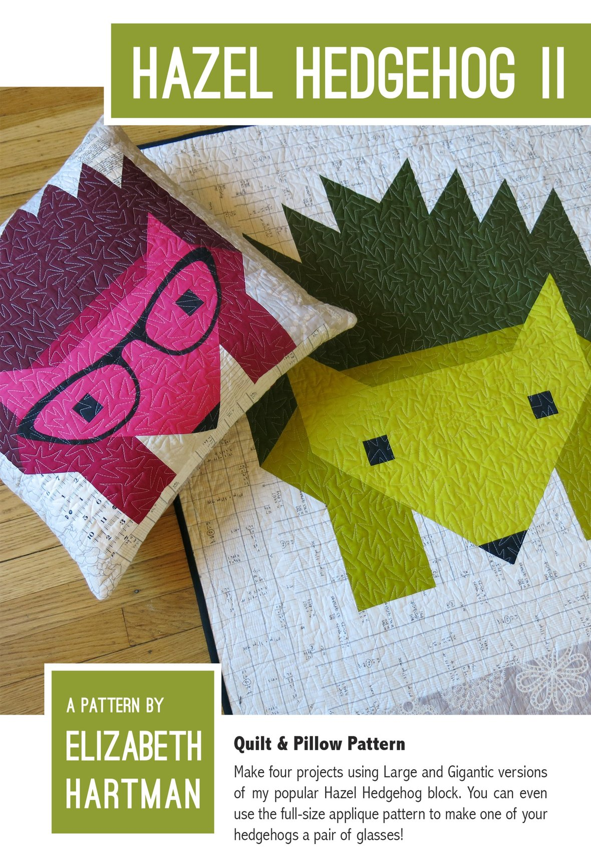 elizabeth hartman hazel hedgehog 2 sewing pattern