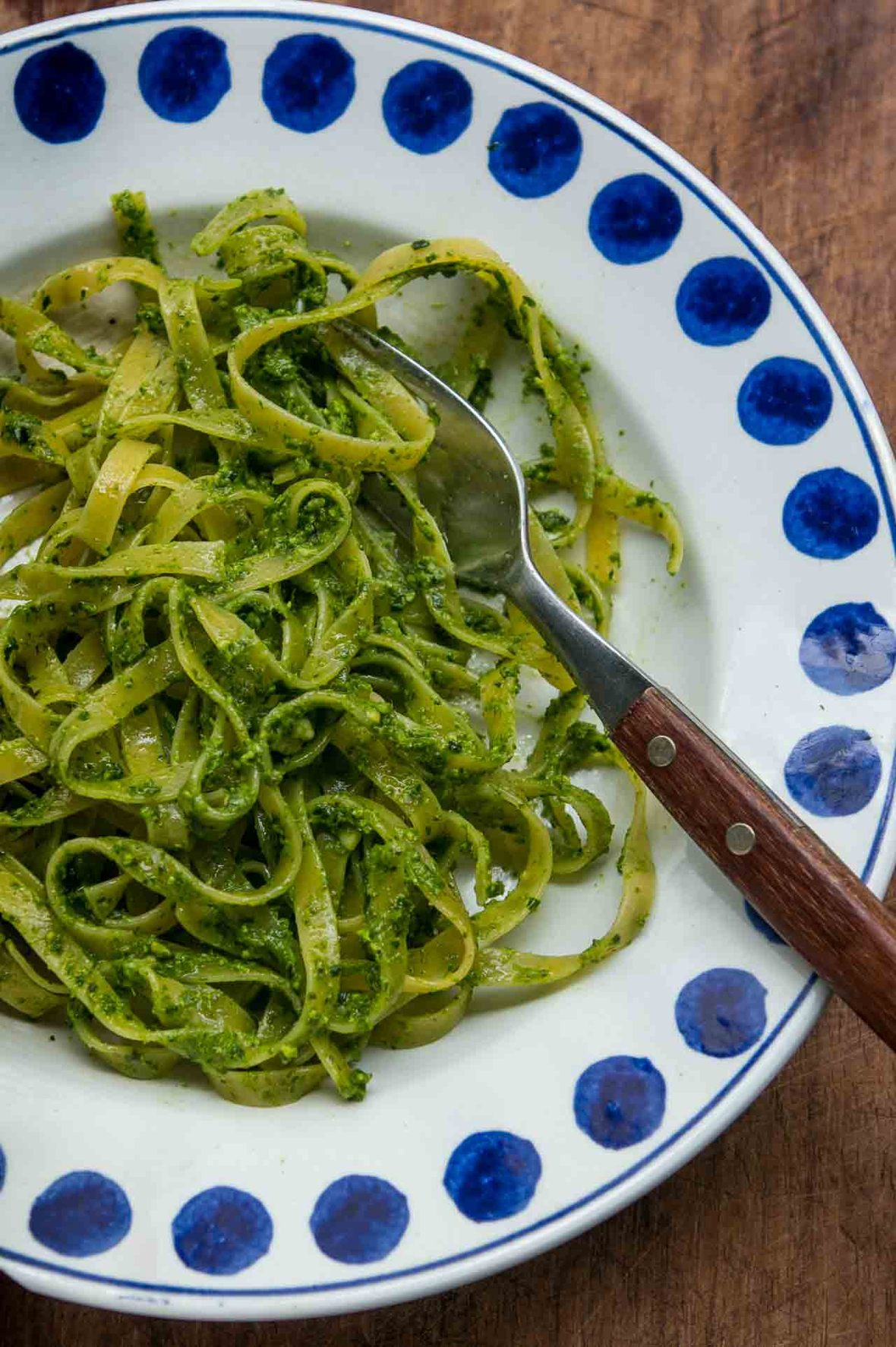 Bear s Garlic Ramps Pesto recipe-13