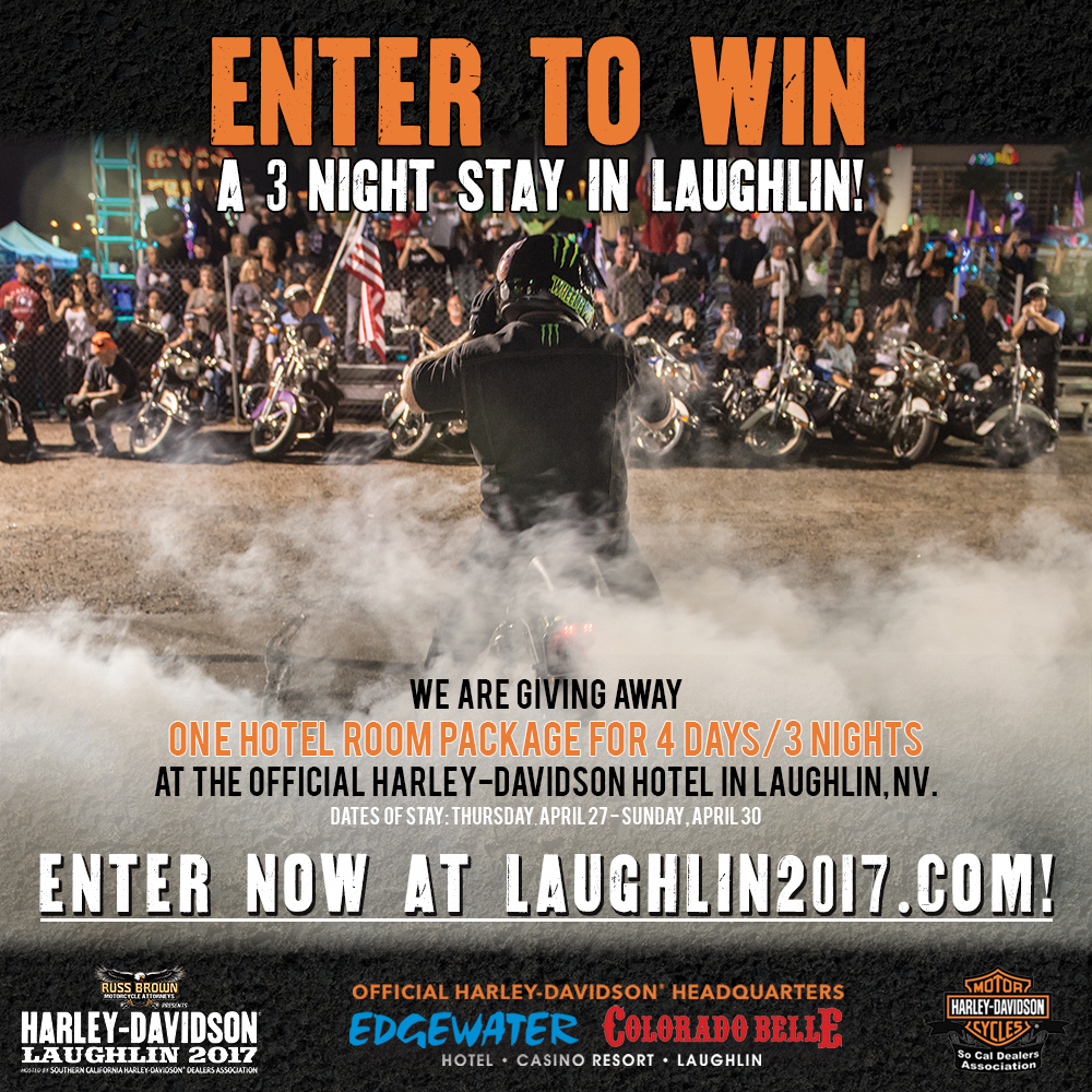 Laughlin Room Giveaway