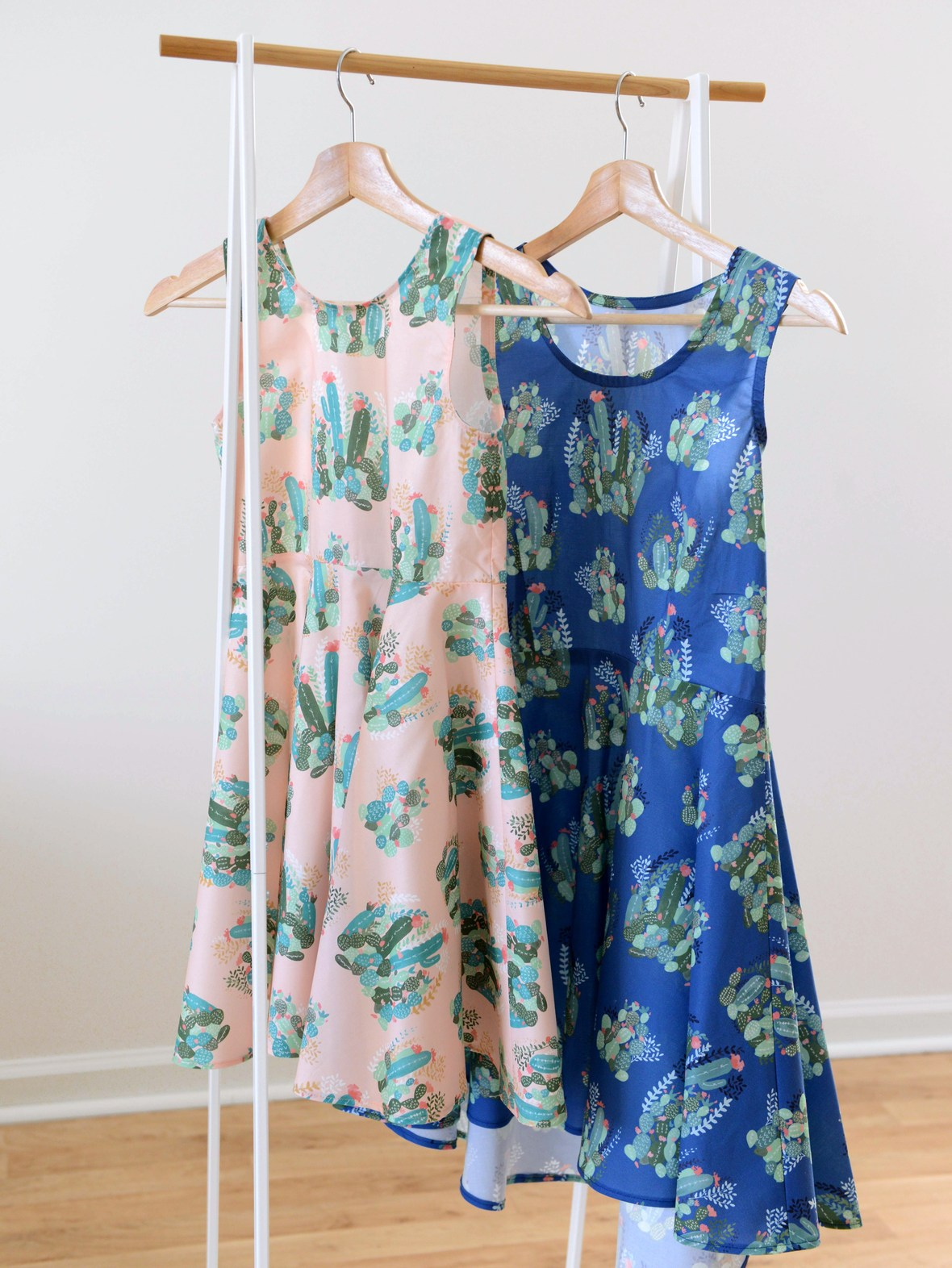 Palm Springs Fabric Dresses