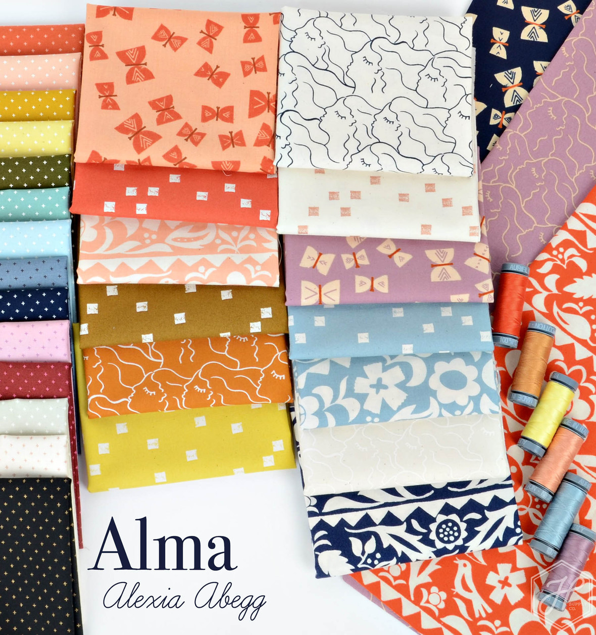 Alma by Alexia Abegg for Ruby Star at Hawthorne Supply Co