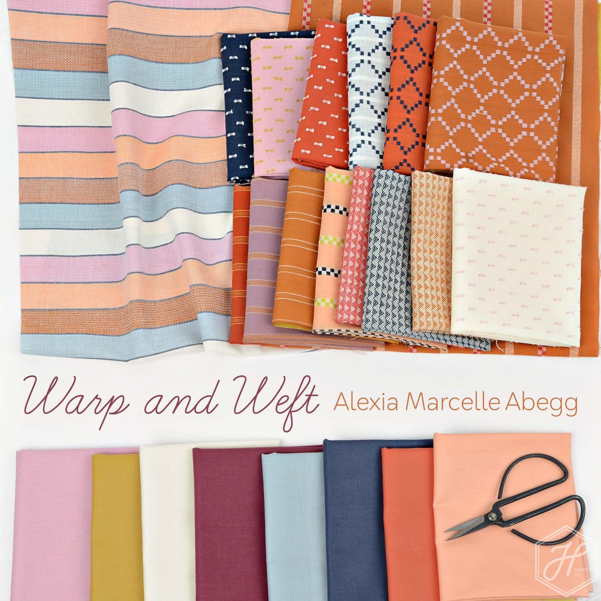Alexia Abegg Warp and Weft Wovens for Ruby Star Society and Moda fabric at Hawthorne Supply Co