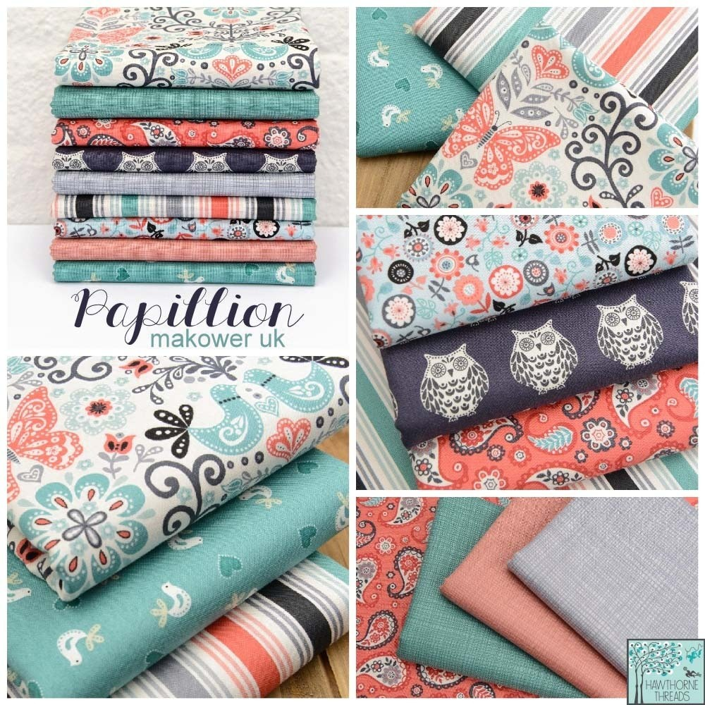 Papillion Fabric