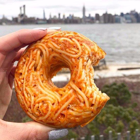 Spaghetti-Doughnuts