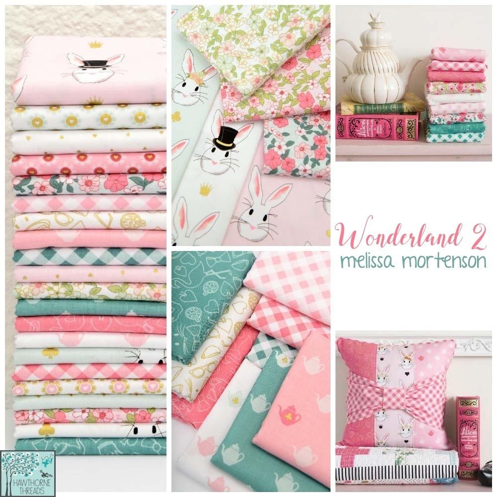 Wonderland 2 Fabric