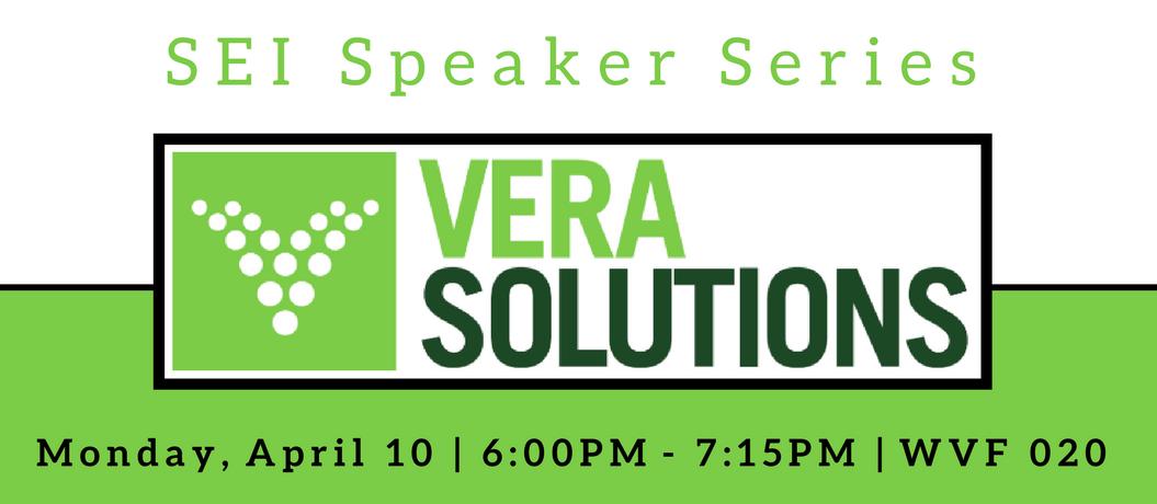 Vera Solutions heading