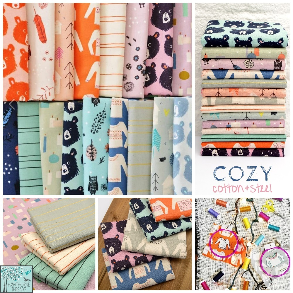 Cozy Fabric Poster