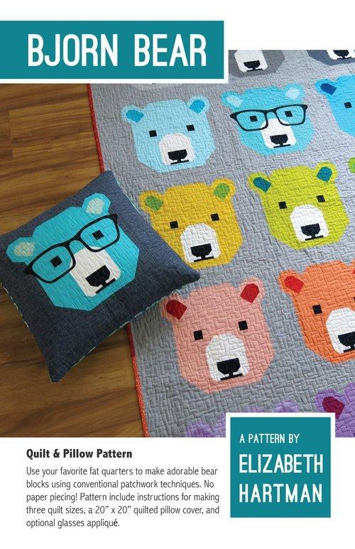 elizabeth hartman bjorn bear sewing pattern