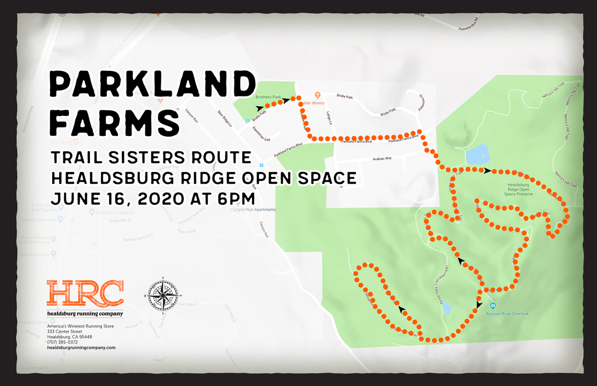parkland farms ladies map