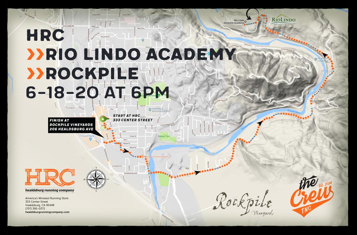 hrc rockpile rio lindo map