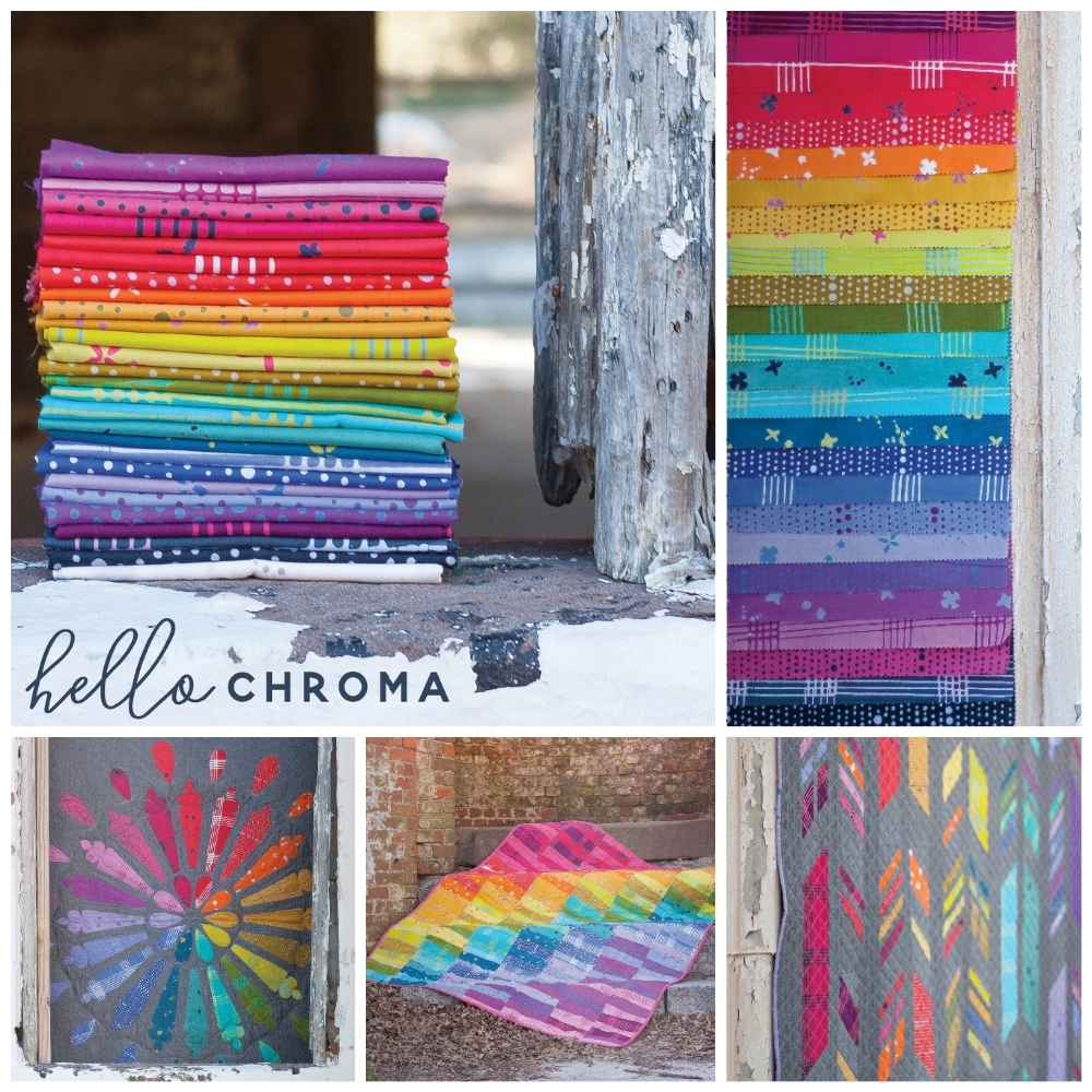 Chroma Fabric Poster